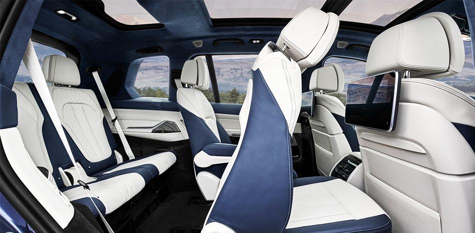 ELMHURST BMW X7