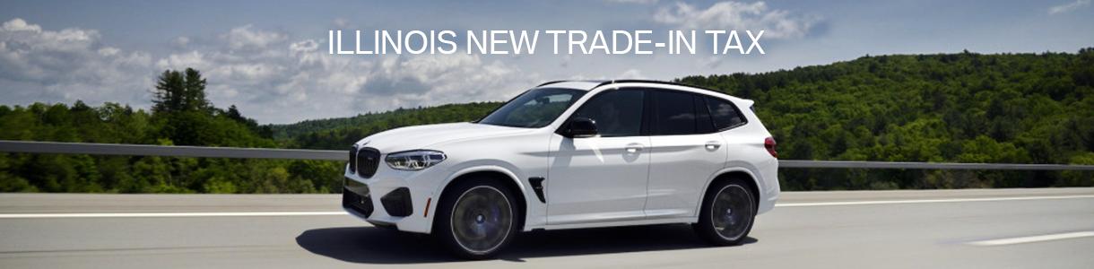 Elmhurst BMW Trade-In Tax