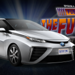 Hydrogen-Powered Mirai