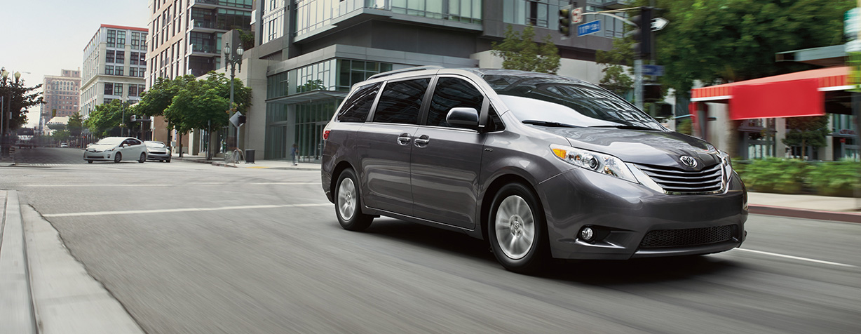 2016 Toyota Sienna LE Lease