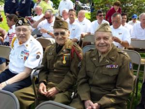 99th Annual Elmhurst Memorial Day Parade Veterans