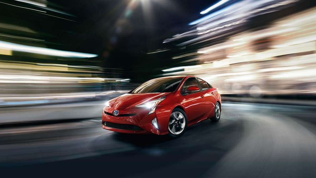 2017 Prius Four Touring Hypersonic Red