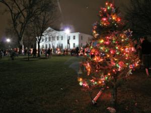 Tree Lighting at Wilder Park