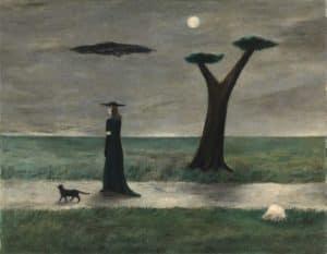 Gertrude Abercrombie: Portrait of the Artist as a Landscape