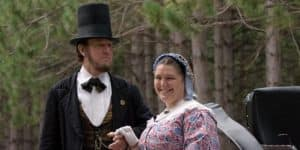 The Lincolns Present: The Genesis of the Gettysburg Address