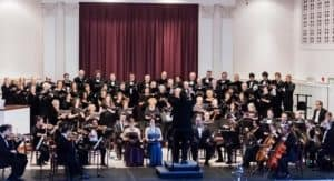 Elmhurst Choral Union: American Voices