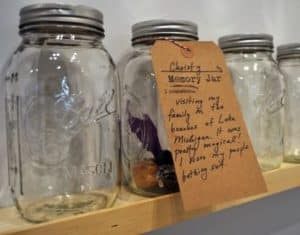 Days with my Dad: Memory Jars