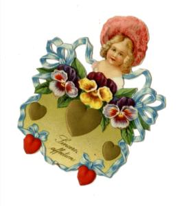 Victorian Valentine Making