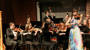 Stanger Young Artists Concerto Audition