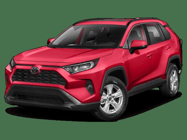 Toyota Rav4 2019 angled