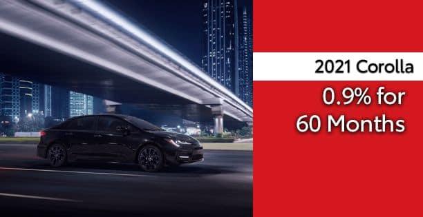 2021 Corolla APR Special