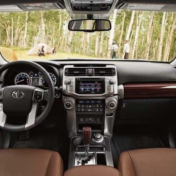 2018-Toyota-4Runner-Interior