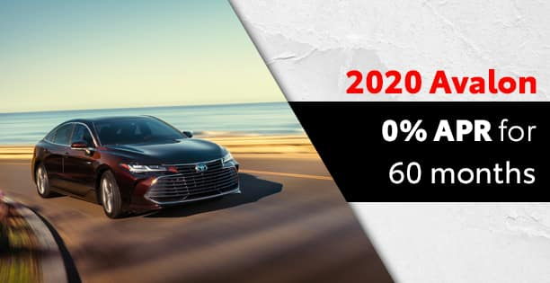 2020 Avalon APR Special