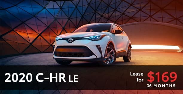 2020 C-HR Lease Special