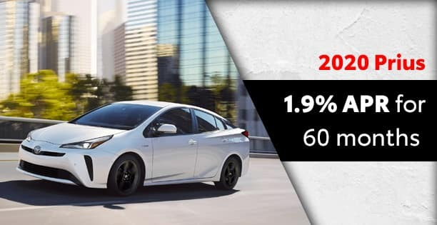 1.9% Available on Prius