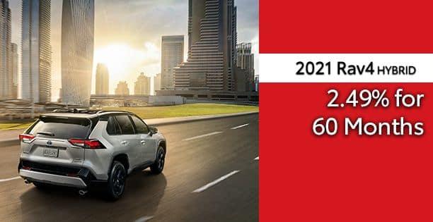 2021 Rav4 Hybrid APR Special