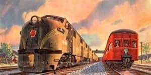 Train Songs of America