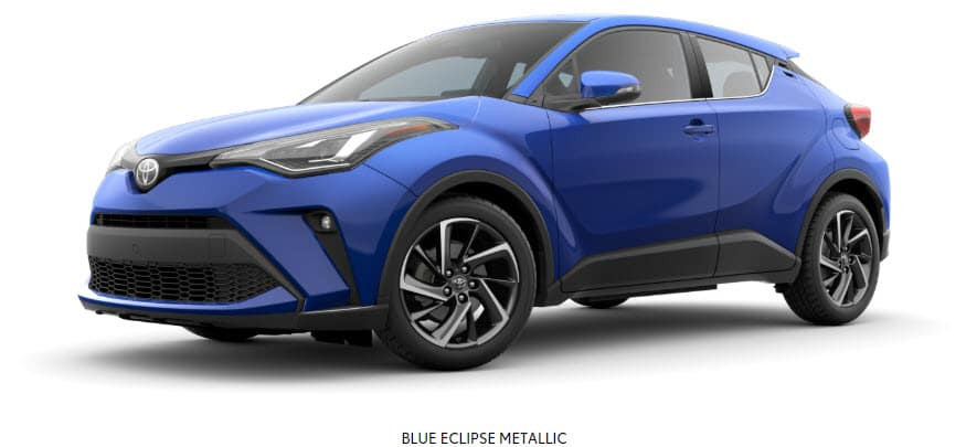 Blue Eclipse Metallic
