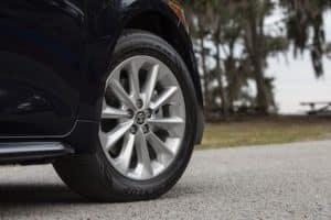 Toyota Corolla tires