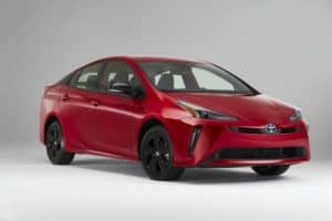 2021 Prius 2020 Edition