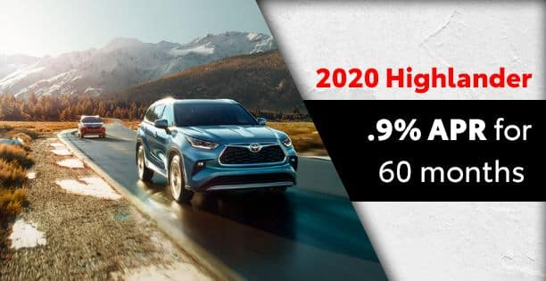 2020 Highlander APR Special