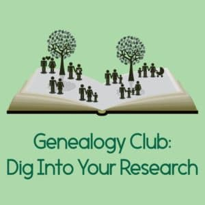Genealogy Club logo