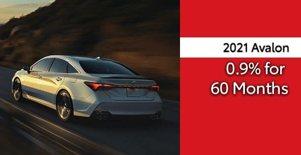 2021 Avalon APR Special