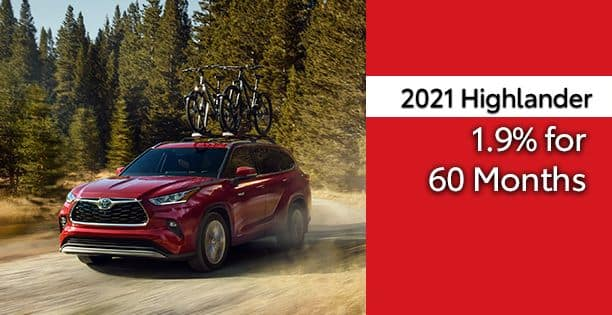 2021 Highlander APR Special