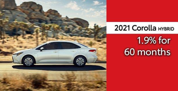 2021 Corolla Hybrid APR Special