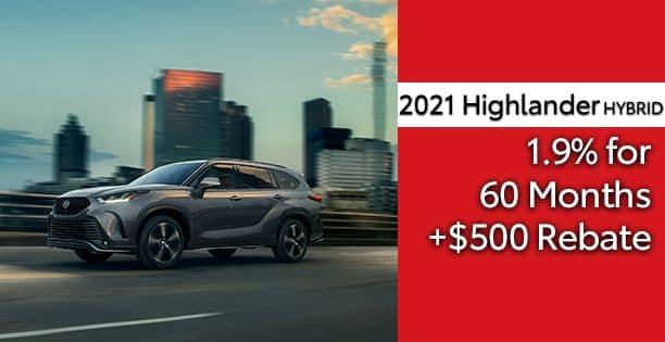2021 Highlander Hybrid APR Special