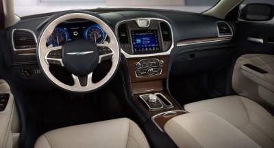 Custom Chrysler 300 >> 2016 Chrysler 300 Front Interior Custom Wilsonville Jeep Ram