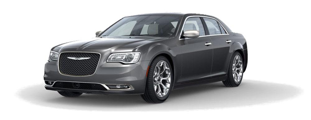 2016 Chrysler 300 Gray1