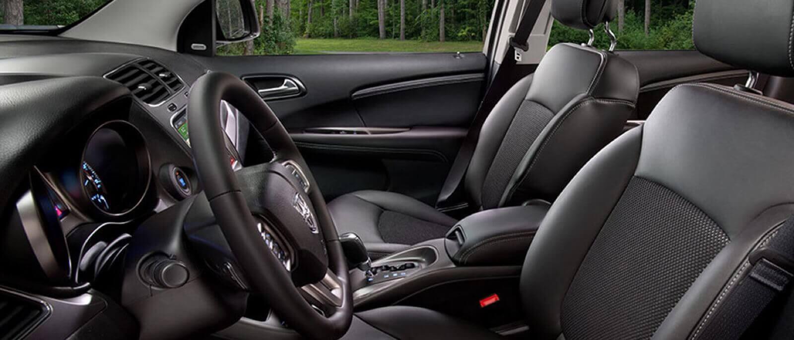 2016-Dodge-Journey Interior