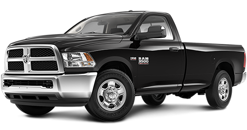 2016 Ram 3500 black