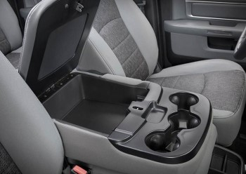 Ram2500 Interior Center Console Storage (Custom)