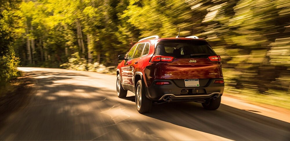 2017 Jeep Cherokee Limited Exterior Gallery 2