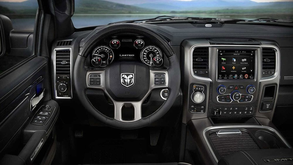 2017 Ram 1500 Limited Interior Gallery 5