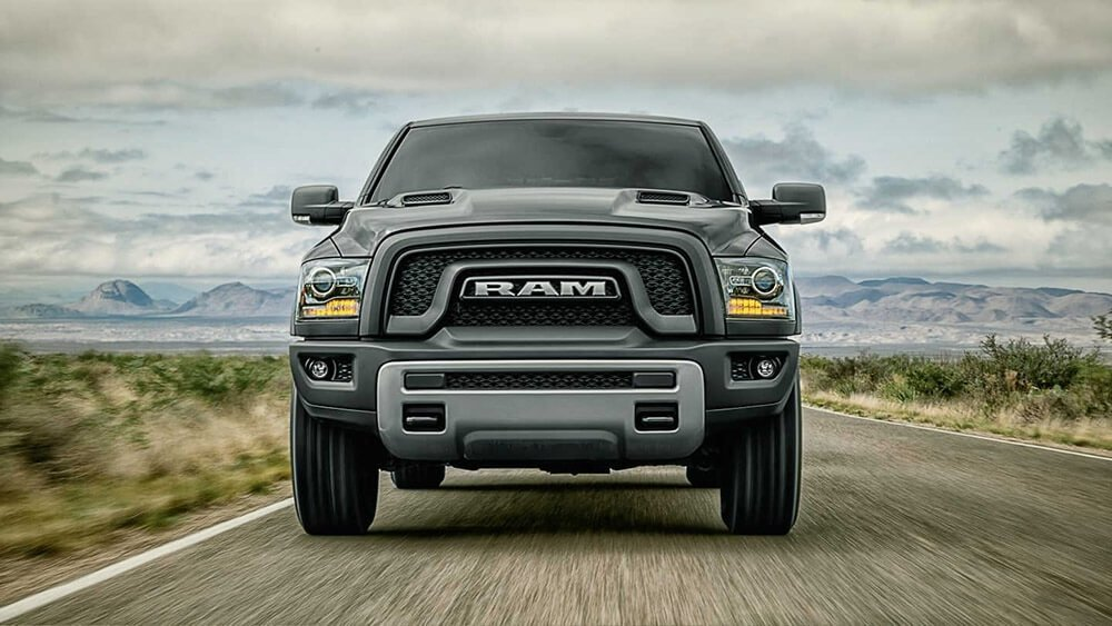 2017 Ram 1500 Rebel Exterior Gallery 1