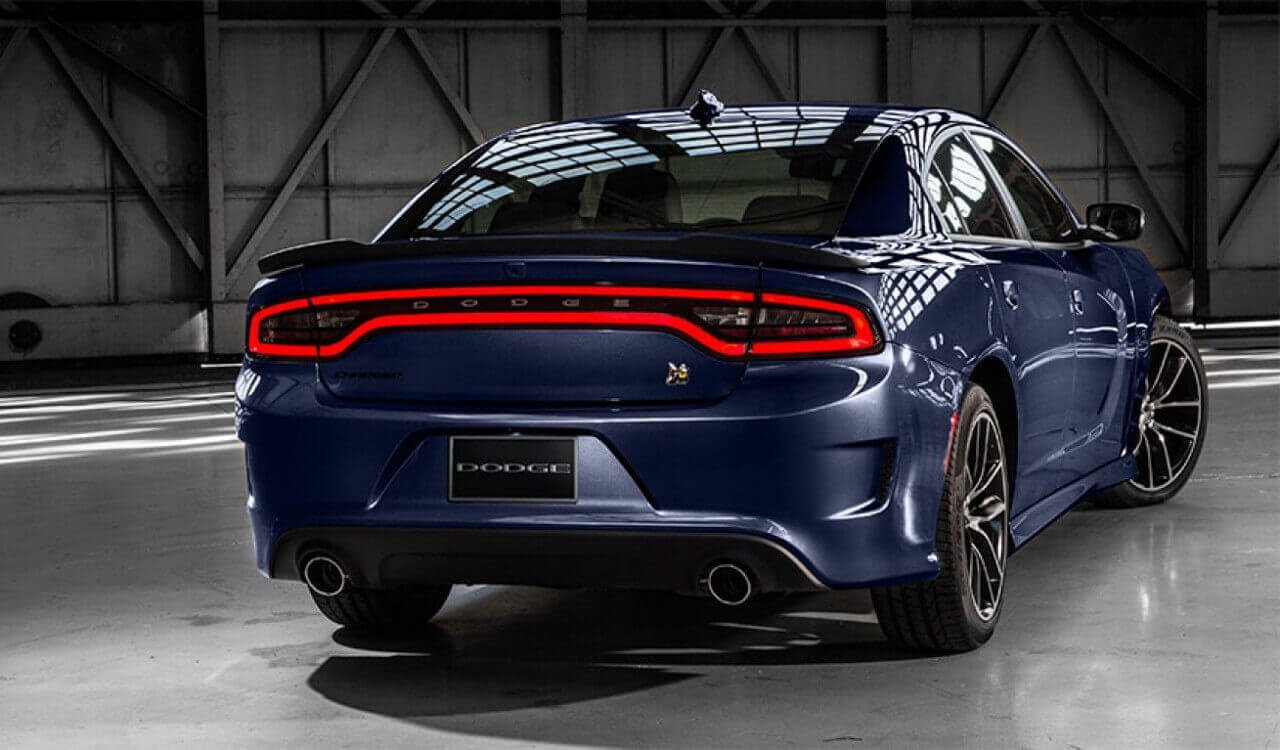 2017 Dodge Charger Rear Exterior