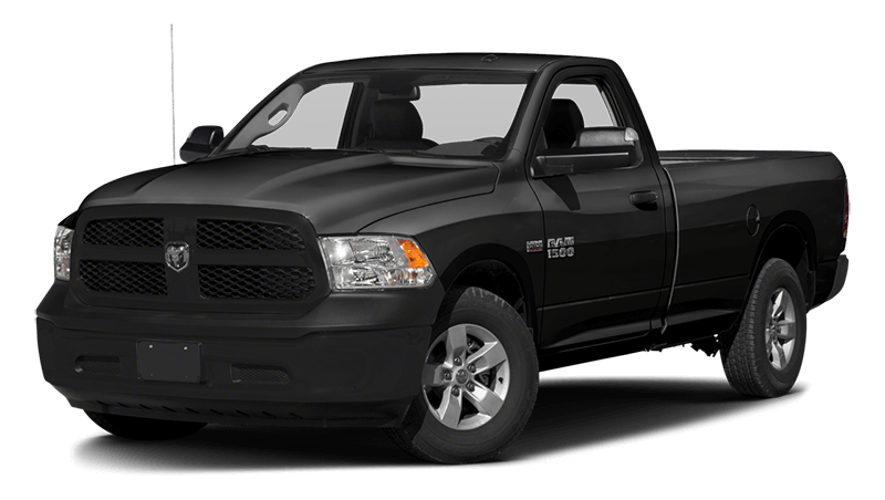 2017 Ram 1500 Black