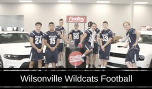 Wilsonville Wildcats Football
