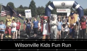 Wilsonville Kids Fun Run