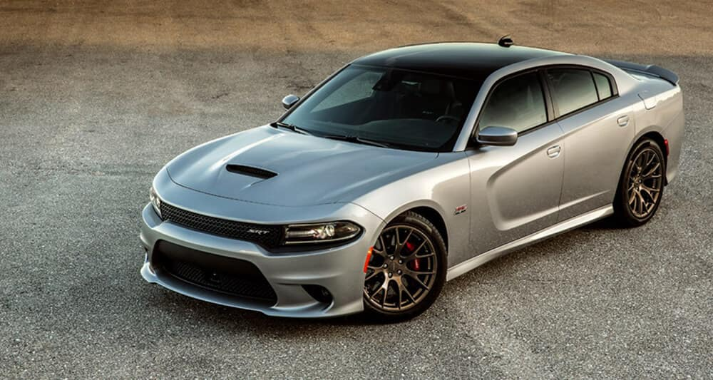 2018 Dodge Charger main view