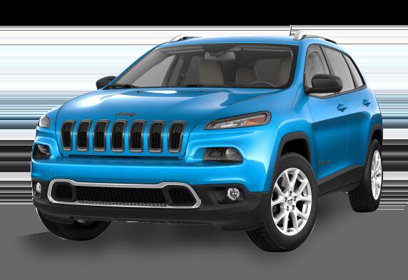 2018 Jeep Cherokee Blue