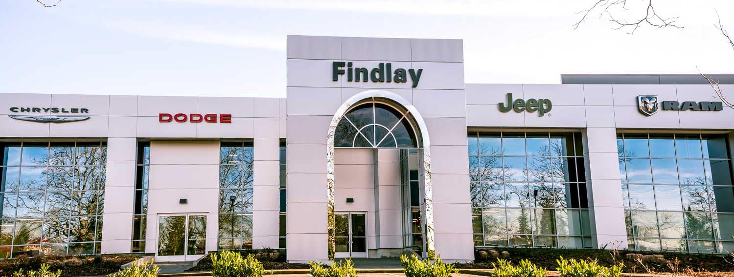 Findlay CDJR dealership