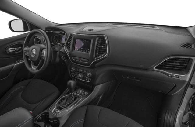 Jeep Cherokee Interior Wilsonville OR