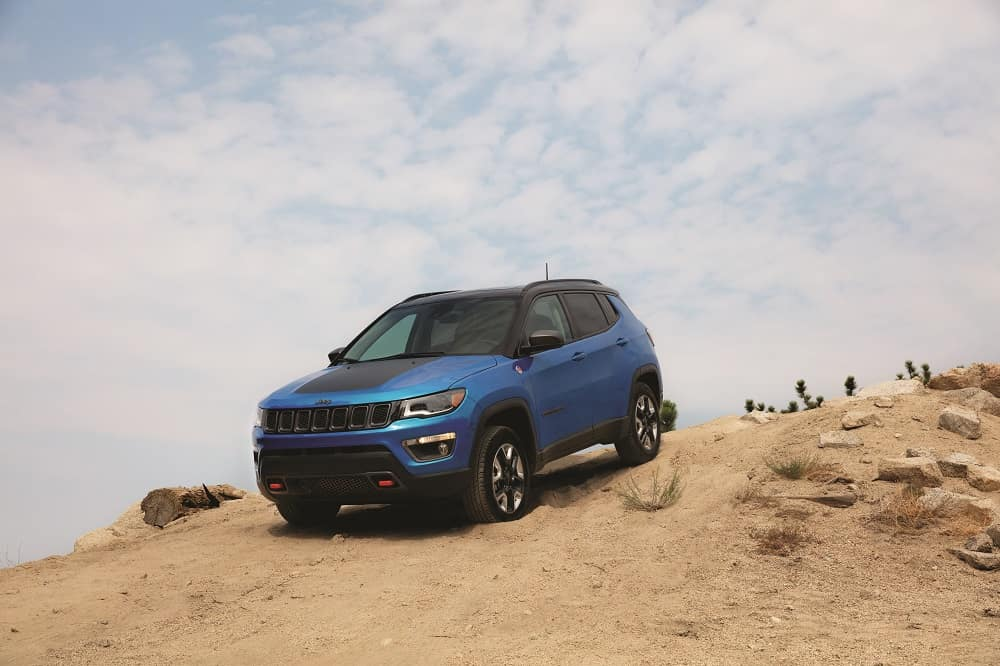2019 Jeep Compass Off-Road Capabilities