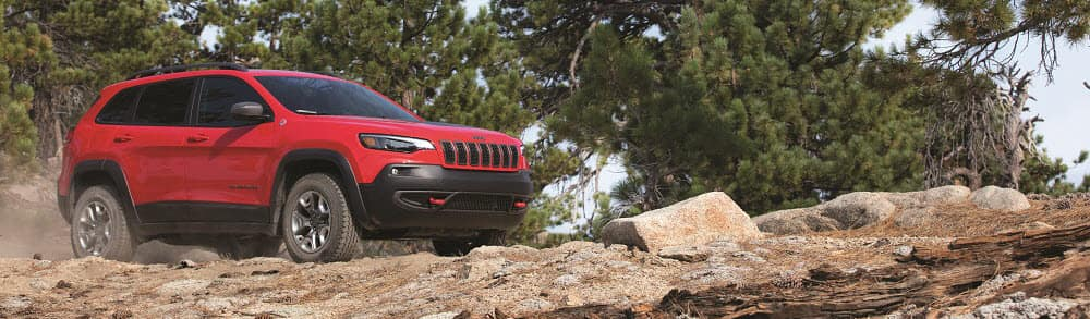 Jeep Cherokee vs Grand Cherokee