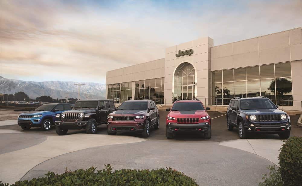 Jeep Inventory for Sale near Wilsonville OR