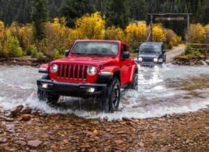 Lease a Jeep Wrangler near Portland OR